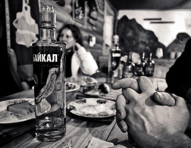 wodka - przyslowia rosyjskie