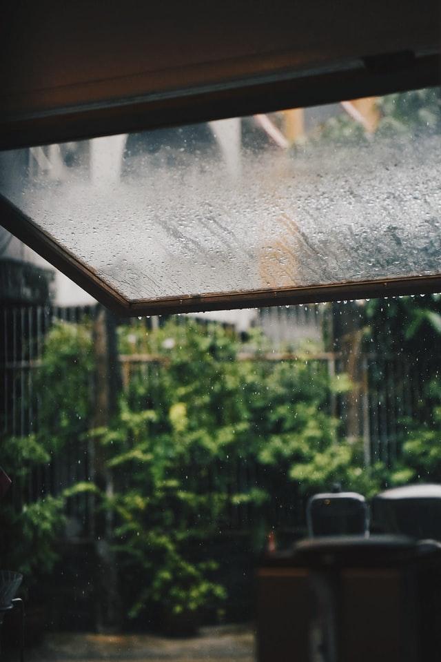 aforyzmy i sentencje o deszczu