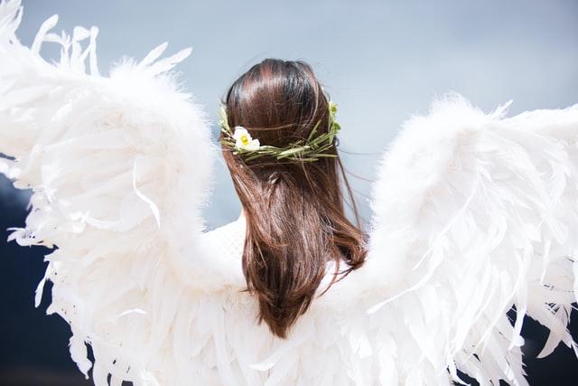 anioły cytaty
