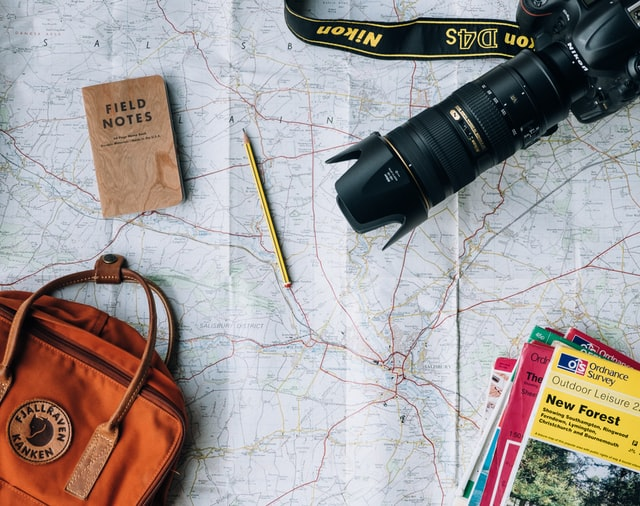 cytaty o podróży